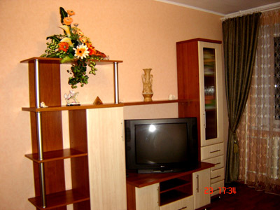 One room apartment in the city center (ID01)