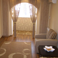 One room apartment in Pirogova Street.